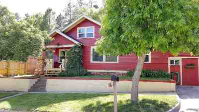 Single Family Home Uc-Contingency-Take Bkups: 709 Happy Hollow