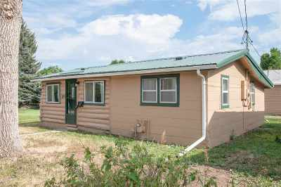 Sturgis SD Single Family Home Uc-Contingency-Take Bkups: $115,000