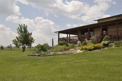 Belle Fourche Farm & Ranch For Sale: 18951 Helmer