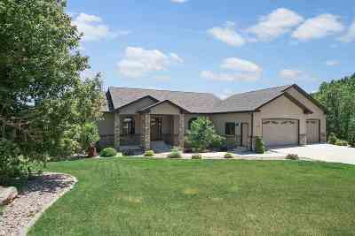 Spearfish SD Single Family Home For Sale: $650,000