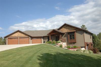 Spearfish Single Family Home Under Contract-Dont Show: 19925 Gobbler