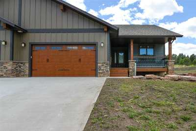 Sturgis Single Family Home For Sale: 12239 Stagecoach