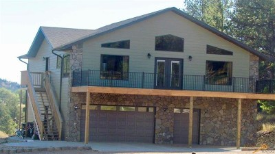 Hot Springs Single Family Home For Sale: 2126 Bison Pass