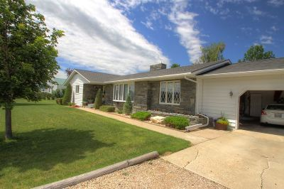Belle Fourche, Spearfish Single Family Home For Sale: 4225 Old Belle Road