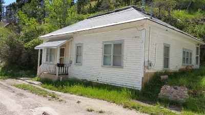 Deadwood Single Family Home For Sale: 562 Williams