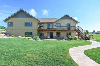 Spearfish SD Single Family Home For Sale: $432,500