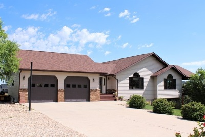 Sturgis Single Family Home For Sale: 1308 Pine View