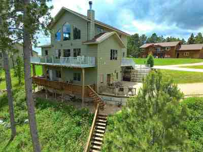 Deadwood, Lead Single Family Home For Sale: 390 Grier