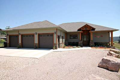 Sturgis Single Family Home For Sale: 20694 Roosevelt