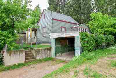 Single Family Home For Sale: 409 Mine Street