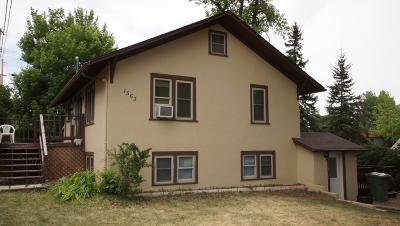 Sturgis Multi Family Home For Sale: 1563 Third