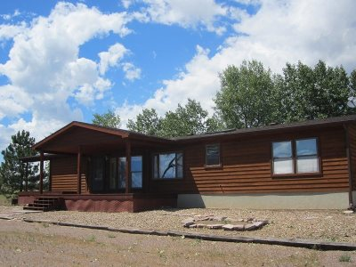 Hot Springs Single Family Home For Sale: 28386 Old Highway 79