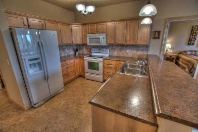 Pennington County Single Family Home Uc-Contingency-Take Bkups: 4049 Fairway Hills