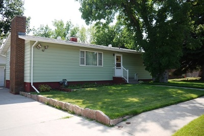 Sturgis Single Family Home For Sale: 1964 Williams Street