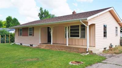 Spearfish Single Family Home Uc-Contingency-Take Bkups: 8 Nickel Place