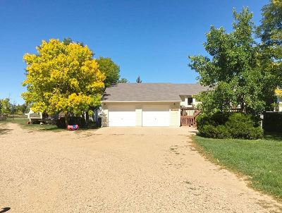 Belle Fourche Single Family Home For Sale: 2231 Willow Creek