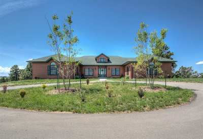 Belle Fourche SD Single Family Home For Sale: $675,000