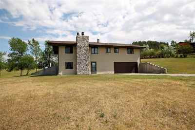 Sturgis Single Family Home Under Contract-Dont Show: 8201 Blucksberg Mt Road