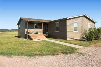 Hot Springs Single Family Home For Sale: 12991 Pheasant Drive
