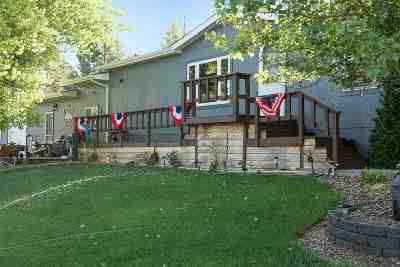 Hot Springs Single Family Home For Sale: 12730 Green Acres Rd