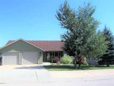 Spearfish SD Single Family Home Financing Contingency: $255,000