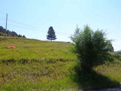 Sturgis SD Residential Lots & Land For Sale: $22,900