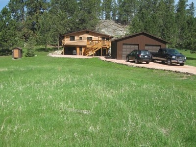 Custer Single Family Home For Sale: 24955 Mica Ridge Rd