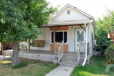 Sturgis Single Family Home For Sale: 1331 3rd