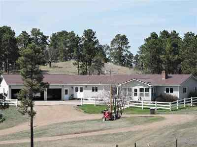 Belle Fourche SD Farm & Ranch For Sale: $595,000