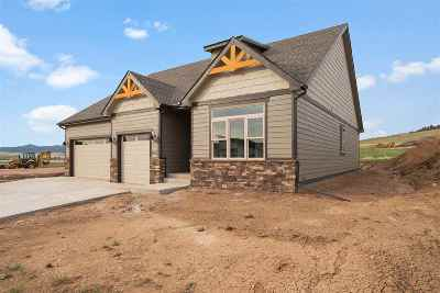Spearfish SD Single Family Home For Sale: $400,000