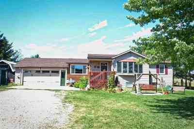 Spearfish Single Family Home For Sale: 3829 Old Belle