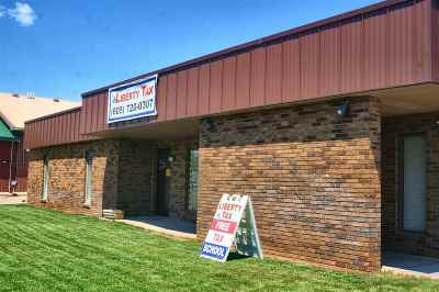 Sturgis Commercial For Sale: 1001 Lazelle Street