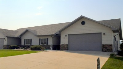 Sturgis Single Family Home For Sale: 162 Malibu