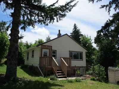 Sturgis Single Family Home Uc-Contingency-Take Bkups: 316 Main