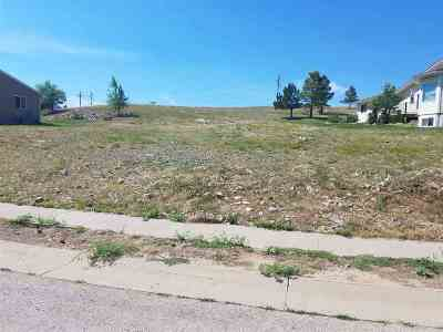 Spearfish SD Residential Lots & Land For Sale: $55,900