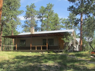 Hill City Single Family Home Uc-Contingency-Take Bkups: 23699 Burnt Fork