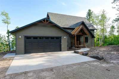 Lead Single Family Home For Sale: 20903 Morning Star