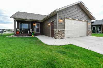 Spearfish Single Family Home Sale Of Prop Contingency: 4016 Gallatin