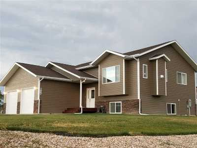 Belle Fourche SD Single Family Home For Sale: $275,000