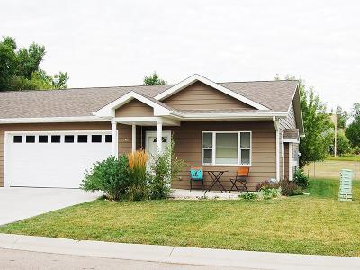 Spearfish SD Single Family Home Sold-Co-Op By Bor Member: $185,000