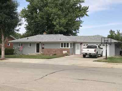 Belle Fourche SD Single Family Home For Sale: $182,000