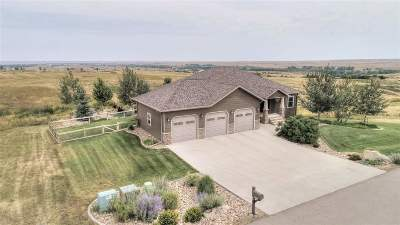 Belle Fourche SD Single Family Home For Sale: $425,000