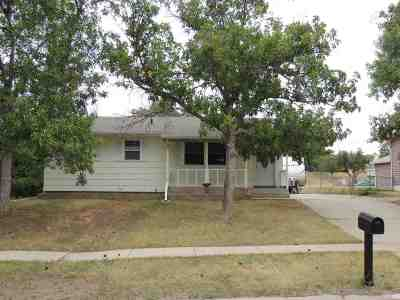 Rapid City Single Family Home Uc-Contingency-Take Bkups: 3306 Ivy
