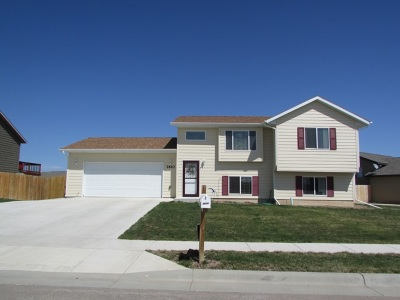 Rapid City Single Family Home For Sale: 3610 Wesson