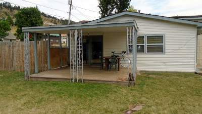 Sturgis Single Family Home Uc-Contingency-Take Bkups: 514 7th