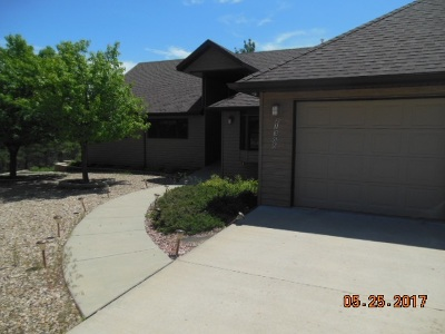 Hot Springs Single Family Home For Sale: 27455 Country Club