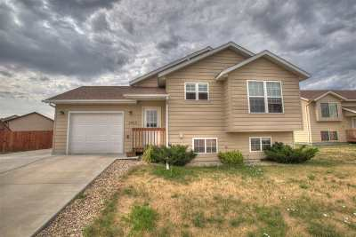 Rapid City Single Family Home For Sale: 5023 Dylan Drive