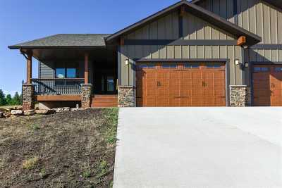 Sturgis Single Family Home For Sale: 12241 Stagecoach