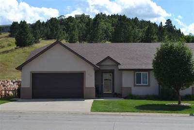 Spearfish Single Family Home For Sale: 2427 Windmill Drive
