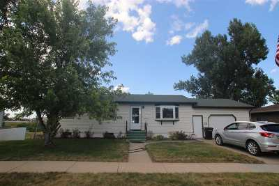 Spearfish Single Family Home For Sale: 1408 Woodburn